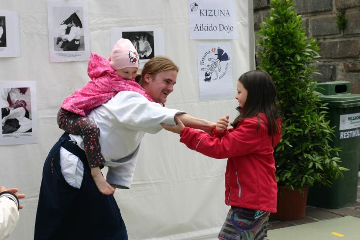 Aikido beim ju:ACT 2014!!!