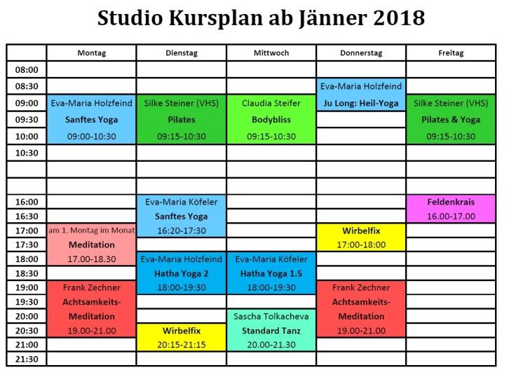 Studio Nutzung ab Jänner 2018 v2